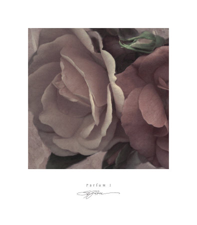 Parfum I Prints by S. G. Rose