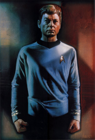 Dr. McCoy Poster by Drew Struzan at AllPosters.