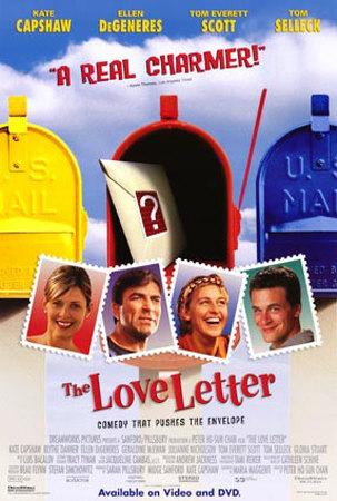 Kærlighedsbrevet Posters