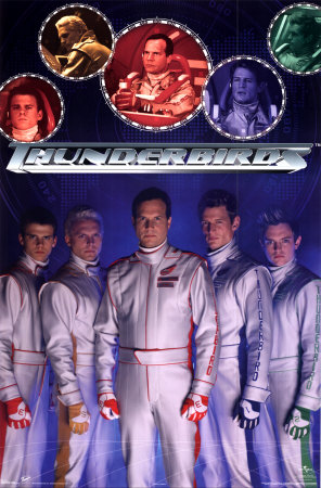 Thunderbirds Posters