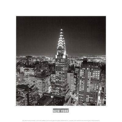 Chrysler Building New York. New York, New York, Chrysler