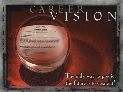 Career Vision Posters