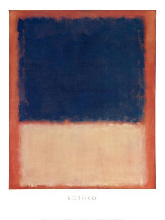 No. 203, c.1954 Kunst van Mark Rothko
