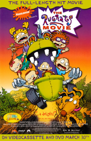 The Rugrats Movie Posters