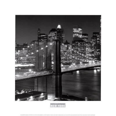 Brooklyn Bridge Posters by