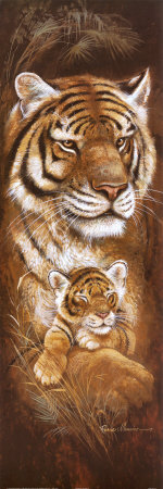 Maternal Instincts Prints by Ruane Manning