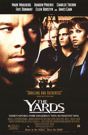 The Yards Posters