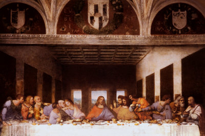 Last Supper Posters