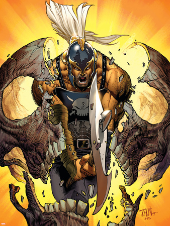 Dark Avengers: Ares No.2 Cover: Ares Plastic Sign by Billy Tan