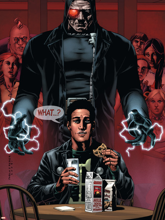 X-Factor No.21 Cover: Madrox Wall Decal by Pablo Raimondi