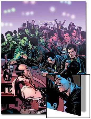 Madrox No.3 Cover: Madrox Prints by Pablo Raimondi