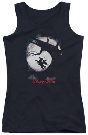 Juniors Tank Top: Sleepy Hollow - Poster Tank Top