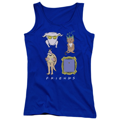 Juniors Tank Top: Friends - Sybmols Tank Top