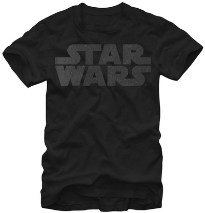 Star Wars-Simplest Logo Shirt