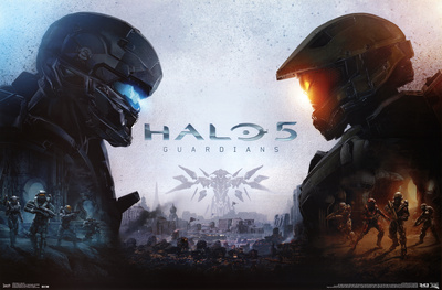 Halo 5 - Key Art Posters