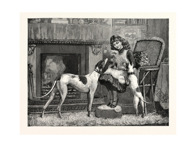 The New Love, 1883 Giclee Print by Charles Trevor Garland