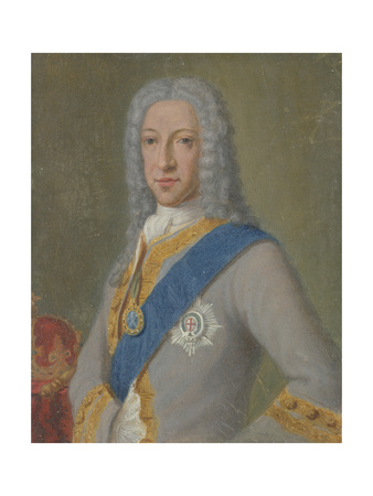 Portrait of Old Pretender James III Giclee Print by Cosmo Alexander