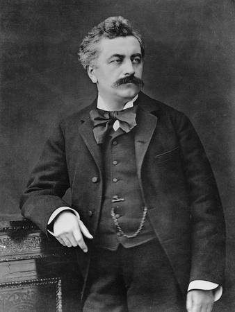 Portrait of Louis Andrieux Photographic Print by Ferdinand Mulnier