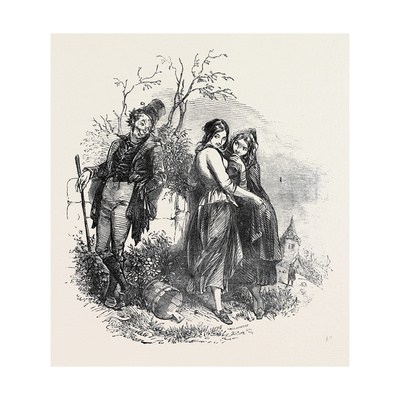Drawn by Phiz Giclee Print by Hablot Knight Browne