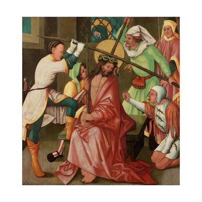 The Reviling of Christ, C.1505 Giclee Print by Hans Leonard Schaufelein