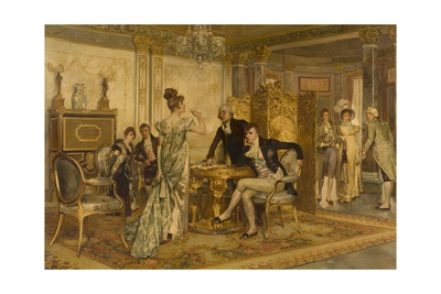 To Be or Not to Be Giclee Print by Henry Gillard Glindoni