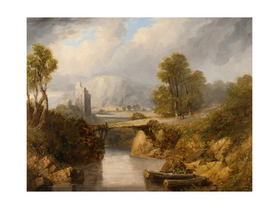 Inverlochy Giclee Print by Horatio Mcculloch