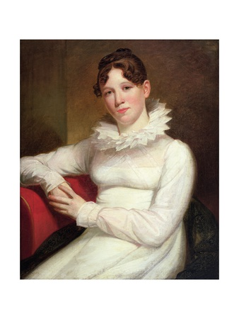 Eliza Cook, 1816 Giclee Print by Jacob Eichholtz