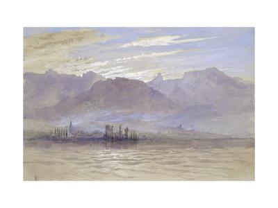 Morning in Spring Giclee Print by John Ruskin
