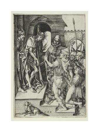 Ecce Homo Giclee Print by Martin Schongauer