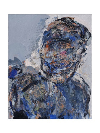 Leo Genn in a Dressing Gown, 2006 Giclee Print by Stephen Finer