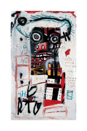 Number 1 Giclee Print by Jean-Michel Basquiat