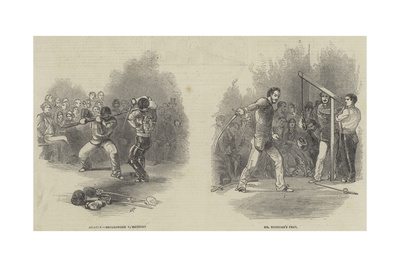 Assault of Arms at Willis's Rooms Giclee Print