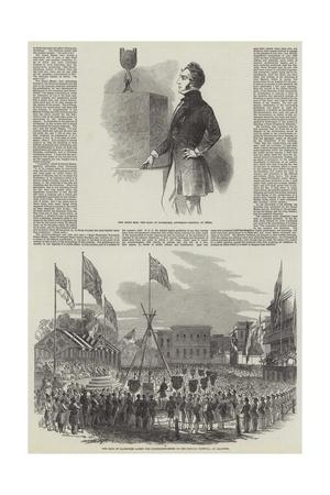 James Broun-Ramsay Giclee Print