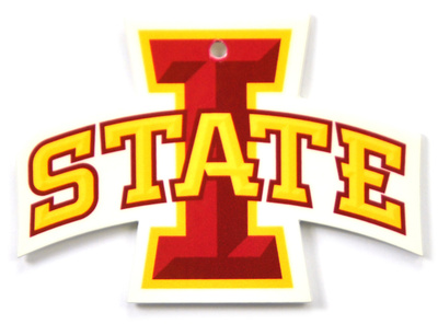 Iowa State Cyclones Steel Magnet Magnet