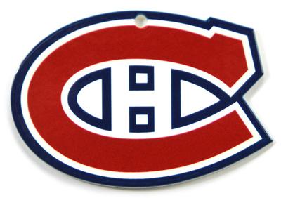Montreal Canadiens Steel Magnet Magnet