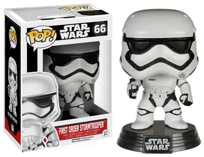 Star Wars: EP7 - Stormtrooper POP Figure Speelgoed