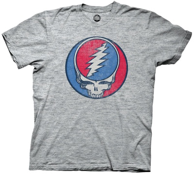 Grateful Dead- Steal Your Face T-shirts