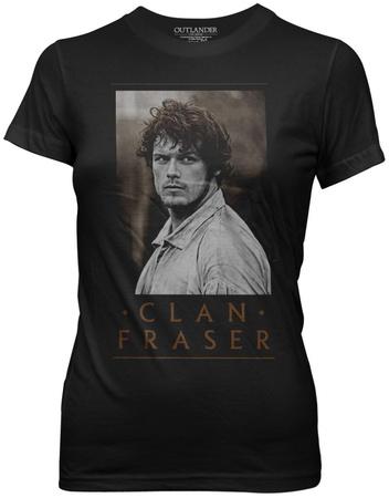 Juniors: Outlander- Clan Fraser T-Shirt