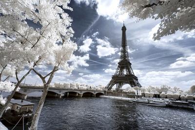 Another Look at Paris Fotografie-Druck von Philippe Hugonnard