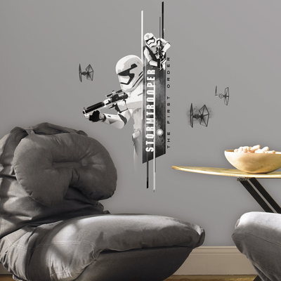 Star Wars Stormtroopers Peel & Stick Wall Decals Wall Decal
