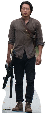 Glenn Rhee - The Walking Dead Lifesize Standup Cardboard Cutouts