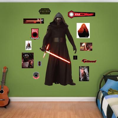 Star Wars: Episode VII - Kylo Ren Wall Decal