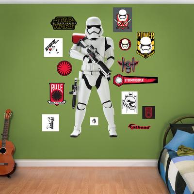 Star Wars: Episode VII - Stormtrooper Wall Decal