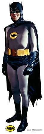 Batman - 1969 TV Series - Batman And Robin Lifesize Standup Cardboard Cutouts