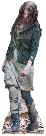 Walker 2 - The Walking Dead Lifesize Standup Cardboard Cutouts