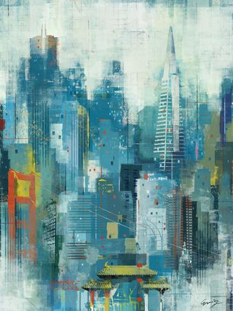 San Francisco Prints by Eric Yang