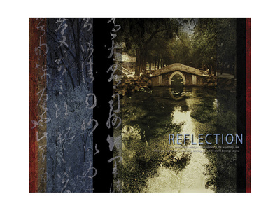 Reflection Posters by Eric Yang