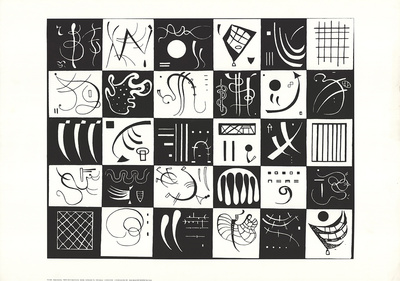 Thirty Collectable Print by Wassily Kandinsky
