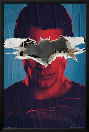 Batman Vs Superman Superman Teaser Posters