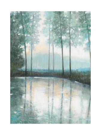 Morning Trees 1 Art by Norman Wyatt Jr.